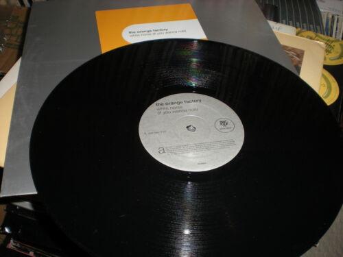 Orange Factory White Horse (If You Wanna Ride) VINYL club mix dub dj q.d.o.