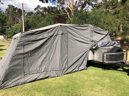 Off-road prime camper trailer 2015 Tea Tree Gully Tea Tree Gully Area Preview