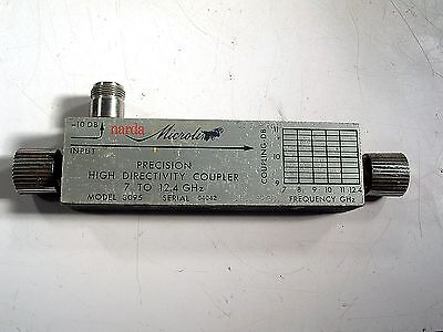 Narda Directional Coupler 3095 With Apc 7 Tested