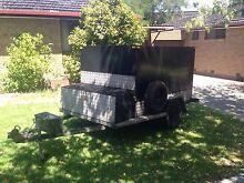 Enclosed box trailer Clayton Monash Area Preview