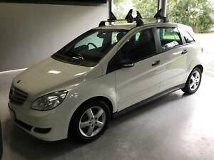 2007 Mercedes-benz B180 Cdi Continuous Variable 5d Hatchback Oxenford Gold Coast North Preview