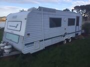 Scenic Galaxy 22ft Caravan 1999 Launceston Launceston Area Preview