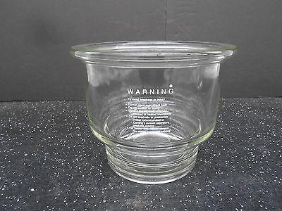 Pyrex 6 Id Desiccator Jar