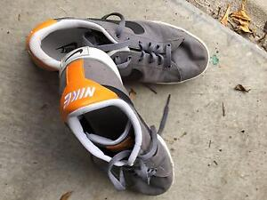 NIKE SHOES, VERY GOOD CONDITION, SIZE 10UK, US 11 New Lambton Newcastle Area Preview