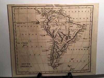 20x24 1700s Old World Hemispherical Exploration Map Poster