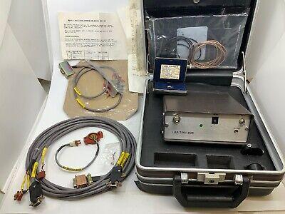 Dolev Test Kit Quartz Accelerometer I.d.p. Test Box