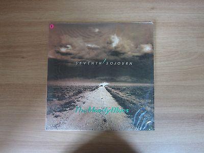 THE MOODY BLUES - The World Of Moody Blues Factory Sealed Korea LP 1991