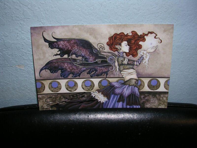 Amy Brown - A Singular Wish - Mini Print - SIGNED