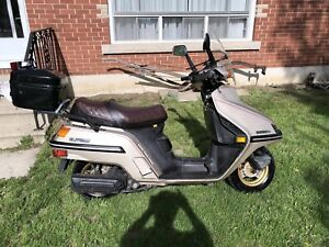 REDUCED!!!!!    Scooter / motorcycle