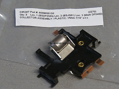 LIONEL COLLECTOR ASSEMBLY O GAUGE train pickup REPLACEMENT PART 6009050150 NEW