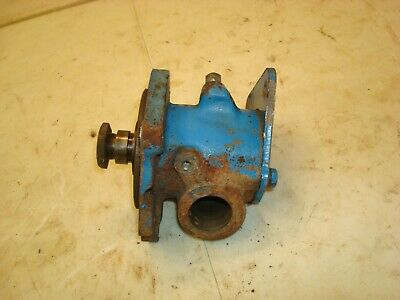 1976 Ford 3600 Tractor Distributor Governor Drive