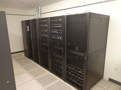 Apc Symmetra Px 250kw Scalable 500 Kw Sy250k500dr-pd W Maintenance By Pass Mbs