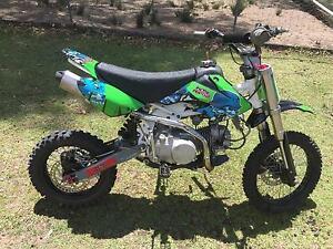 140cc pitbike Samsonvale Pine Rivers Area Preview