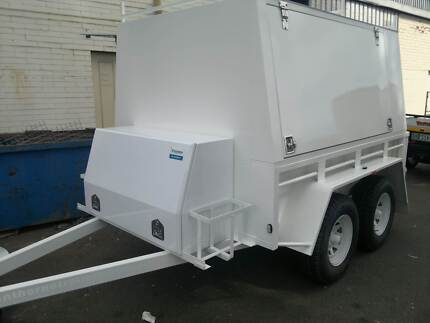 H/DUTY TRADES TRAILERS BY GLENTHORNE TRAILERS Kenwick Gosnells Area Preview