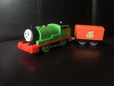 Thomas & Friends TRACKMASTER PERCY Motorized Train & Mail Car 2013