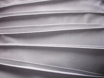 1  Lfm Jersey 3,55€/m²  Schlauchstoff Micromodal grau PC77
