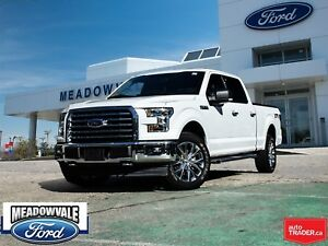 2017 Ford F-150 XTR, FX4 PKG, NAVIGATION, TRAILER TOW