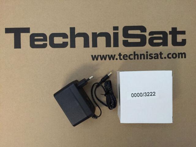 TechniSat Netzteil, 0000/3222, für TechniSwitch 9/8 G , neu , OVP
