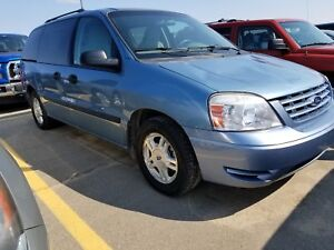 2007 Ford Freestar Wagon SE