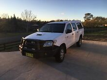 2009 Toyota Hilux Ute Fairfield Fairfield Area Preview