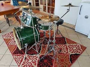 Mapex M Series birch Drum kit w/ optional UFIP and Paiste Cymbals Sturt Marion Area Preview