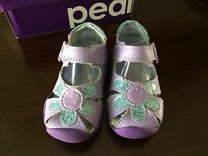 Pediped shoes, size 5, toddler girl