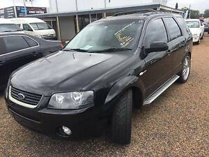 Ford Territory 2005 - SX TX Wagon AWD  6cyl 4.0L , Sport Auto 4sp Mount Druitt Blacktown Area Preview