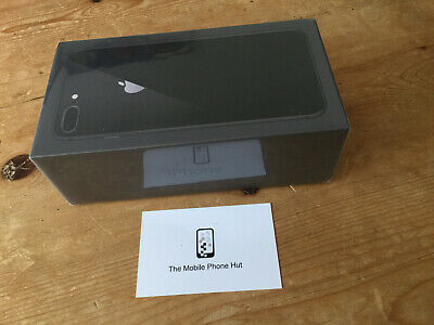 NEW SEALED Apple iPhone 8 PLUS 64GB A1897 GREY (UNLOCKED) 1 YEAR APPLE WARRANTY