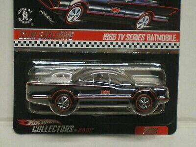 2008 Hot Wheels Red Line Club 1966 TV Series Batmobile #4310 / 13,428