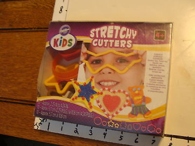 Wilton--stretchy cutters in box still taped shut