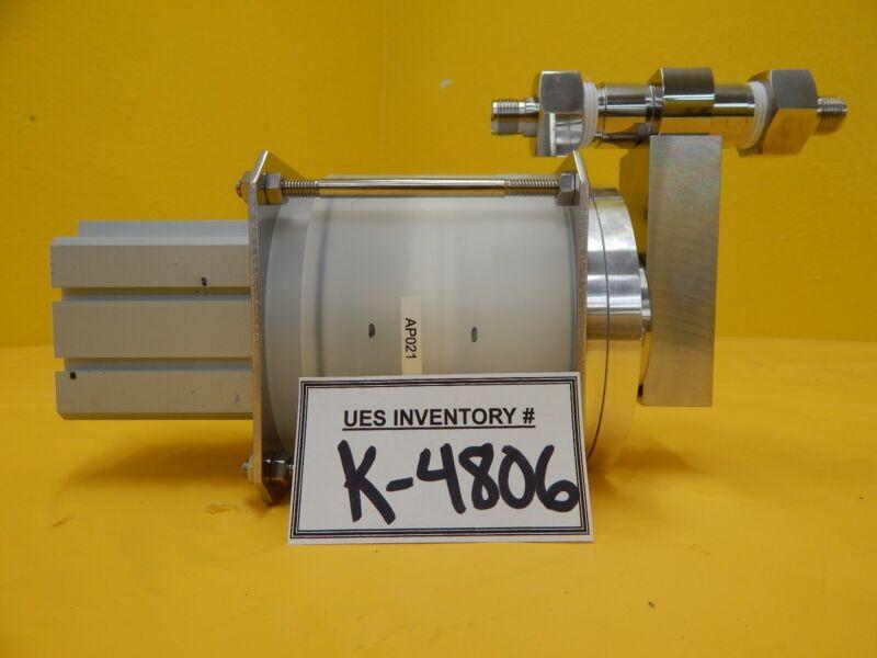 Iwaki SB-5SV-L-04 Bellows Pump Used Working