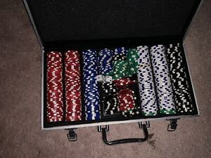300 piece poker set for sale