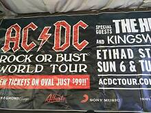 AC/DC 6X3 metre vinyl/poster for sale Burwood Whitehorse Area Preview