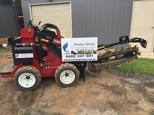 Mini Digger HIRE / Dingo HIRE From $150 Day Rate-Excavation-Turf Appin Wollondilly Area Preview