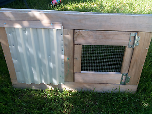 Home made bunny cage Salisbury North Salisbury Area Preview