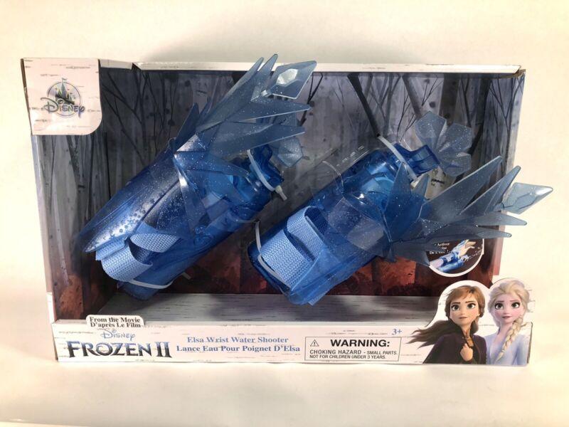 New Disney Store Frozen 2 Elsa Wrist Water Shooter Kids Toy