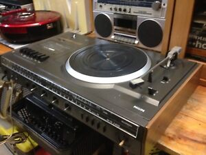Philips vintage 1425 stereo hifi system