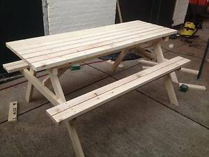 Picnic Table In Perth Region WA Outdoor Dining Furniture Gumtree Austral