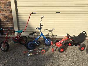 Kids bikes North Tivoli Ipswich City Preview