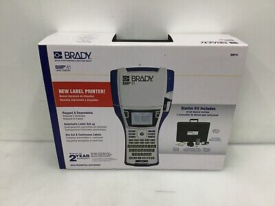 Brady - Bmp41 Portable Label Printer Bmp41 1in Tape