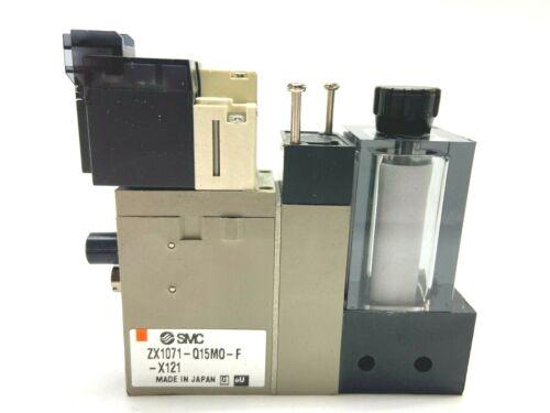 SMC ZX1071-Q15M0-F-X121 Pneumatic Vacuum Generator