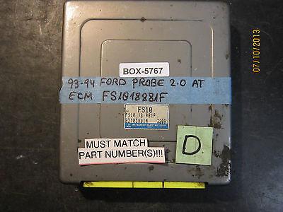 1993  Probe  Computer