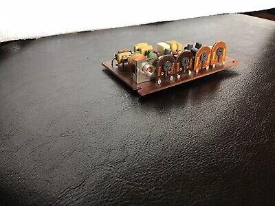 "Revox A77 Reel to Reel 1/4"" Tape Machine RECORD AMPLIFIER BOARD."