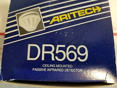 Aritech Dr569 Passive Infrared Motion Detector New