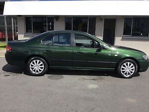 2003 Ford Falcon Sedan Automatic Capalaba West Brisbane South East Preview