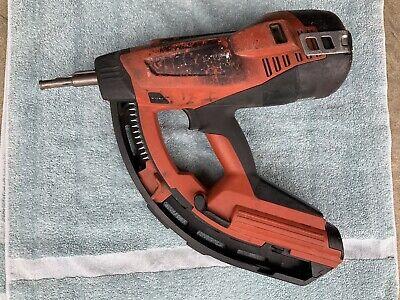 Hilti Gx120 Gas Powered Fully Automatic Fastener Nail Gun