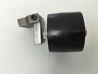 Belt Grinder Tracking Wheel For 2x72 Knife Grinder With Axlemount Swivel