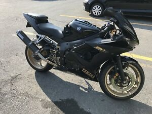 2009 Yamaha R6 Raven Edition, mint Condition, inspected 2019