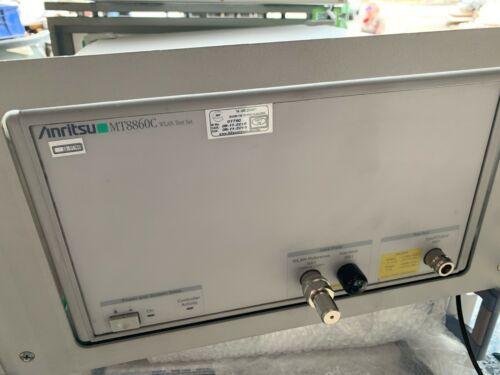 Anritsu MT8860C WLAN Test Set with Rack Mount - RF Wireless