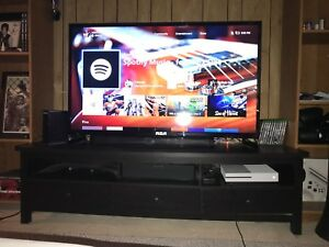 "55"" tv with stand"